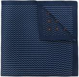 Ermenegildo Zegna patchwork square scarf