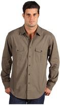 Shades of Grey Twill Military Shirt (Sage Lightweight Twill) - Apparel