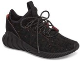 adidas Boy's Tubular Doom Primeknit Sneaker