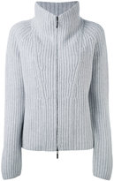 Iris von Arnim zipped cardigan