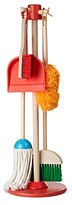 Melissa & Doug Dust! Sweep! Mop! Play Set - Ages 3+