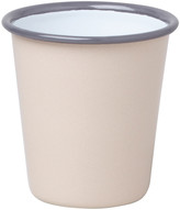 Falcon Tumbler - Beige with Grey rim