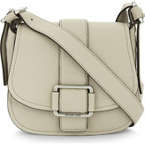 MICHAEL Michael Kors Maxine medium leather saddle bag