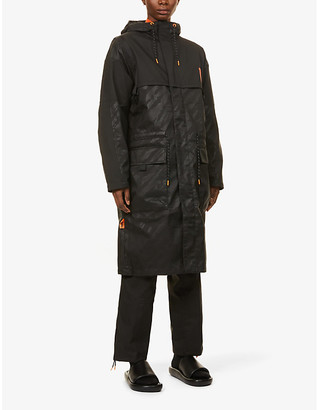 Puma x Central Saint Martins 2 in 1 shell coat