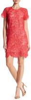 Shoshanna Rae Crochet Dress