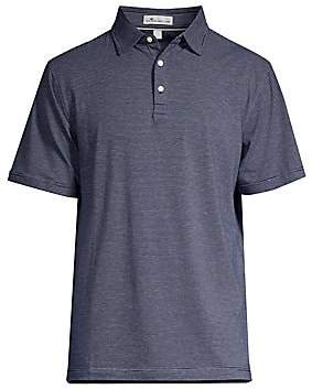 Peter Millar Men's Crown Striped Polo