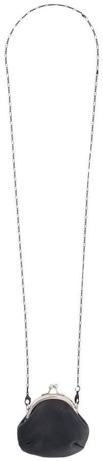 Y's wallet necklace