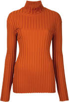 CHRISTOPHER ESBER turtleneck blouse