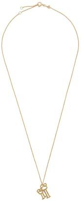 ALIITA Familia 9kt gold necklace