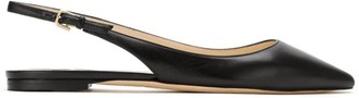 Jimmy Choo Erin pointed ballerina shoes