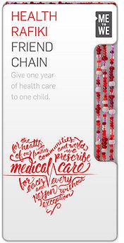 Me To We Health Rafiki Friend Chain
