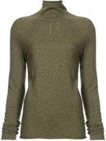 Raquel Allegra cashmere long sleeve pullover - women - Cashmere - S