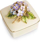 Jay Strongwater Shaye Hydrangea Box
