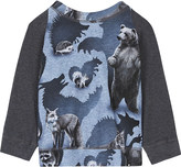 Molo Eliot cotton long-sleeved top 3-24 months