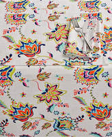 "Fiesta Carina Floral 60"" x 102"" Tablecloth"