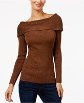 INC International Concepts Boat-Neck Sweater, Only at Macy's