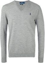 Polo Ralph Lauren v neck jumper