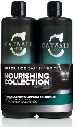 Catwalk Oatmeal & Honey Nourish Shampoo And Conditioner 2X750Ml