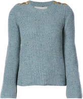 Vanessa Bruno buttoned shoulders sweater