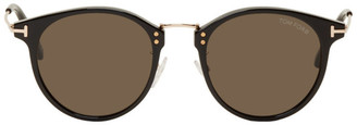 Tom Ford Black Jamieson Sunglasses