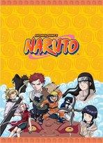 Toy Zany Naruto Group Wall Scroll