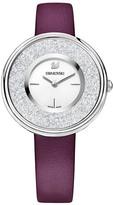 Swarovski Crystalline Pure Watch, Purple