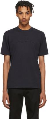 Ermenegildo Zegna Navy XXX T-Shirt