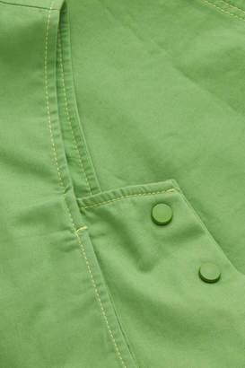 Cos ORGANIC COTTON APRON DRESS