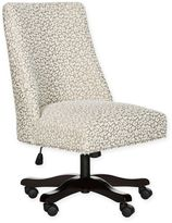 Safavieh Scarlet Desk Chair in White