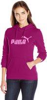 Puma Women's Ess No1 Hoody FL