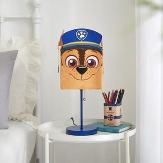 Nickelodeon Paw Patrol Kids Plush Table Lamp