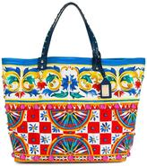 Dolce & Gabbana Mambo print shopper