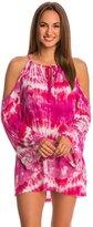 Hawaiian Tropic Welcome to Miami Cold Shoulder Dress 8146614