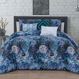 Steve Madden Aura 6-Piece Comforter Set in Purple