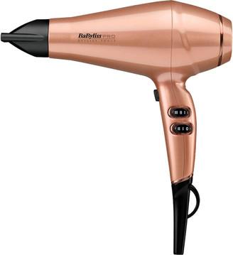 Babyliss Keratin Lustre Hair Dryer - Rose Gold