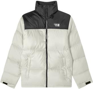 Vetements Puffed Down Jacket Grey/black