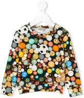 Paul Smith printed sweatshirt - kids - Cotton - 24 mth