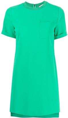 Alice + Olivia Catalina T-shirt mini dress