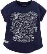 Ralph Lauren T-Shirt, Little Girls Graphic Tee