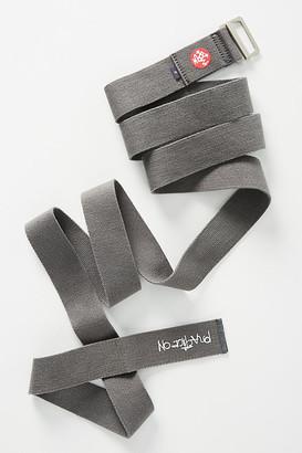 Manduka Align Yoga Strap By in Grey