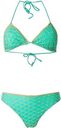Missoni Lame Bikini Set