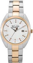 Original Penguin Men's OP3030RG Rex Quartz Analog Rose Gold Bezel Watch