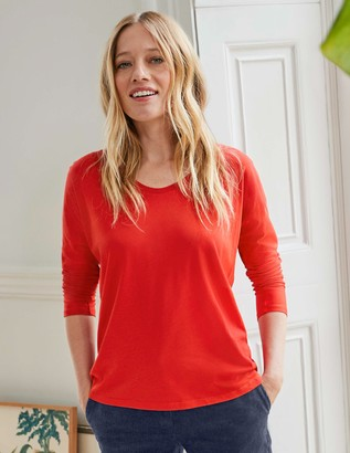 Supersoft Relaxed Voop Tee