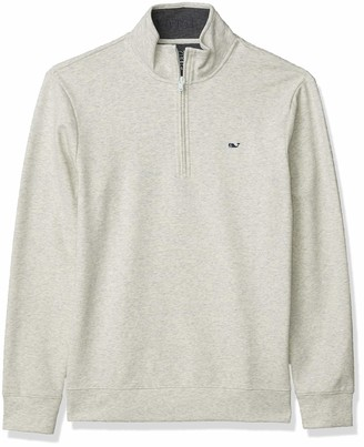Vineyard Vines Men's Saltwater Half Zip Pullover