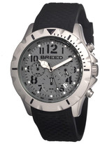 Breed Sergeant Mens Watch Gray