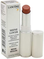 Lancôme 0.09Oz 218 Beige Begun Shine Lover Vibrant Shine Lipstick