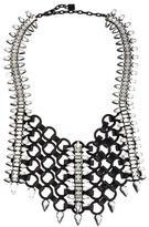 Dannijo Embellished Bib Necklace