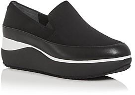 Donald J Pliner Women's Lizzee Platform Loafers