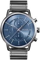 BOSS Architectural Chronograph Bracelet Watch, 44mm