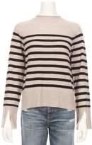 27 MILES Nettie Bell Sleeve Striped Sweater